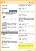 西安旅游攻略预览5